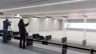 Feuer frei: Das neue Friedrichsdorfer Schützenhaus hat eine hochmoderne Schießanlage.