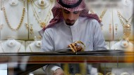 Saudi-Arabien leiht sich Geld