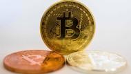 In Spitzenzeiten war die Digitalwährung Bitcoin fast 20.000 Dollar wert.