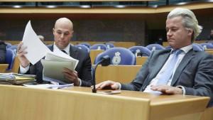 Niederländischer Rechtspopulist tritt zum Islam über