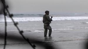 Trump will bewaffnete Soldaten an Südgrenze schicken