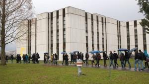 Neuer Campus für die Universität Gießen