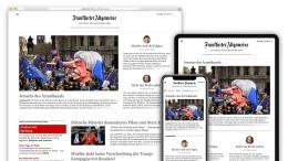 Die F.A.Z. interpretiert die digitale Zeitung neu