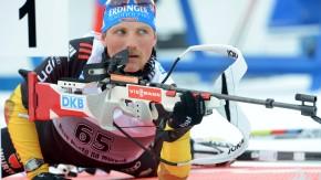 Biathlon-WM 2013