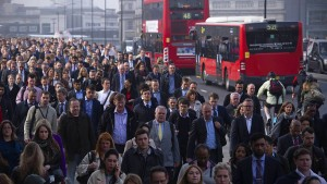 Wie London die Verkehrsflut meistert