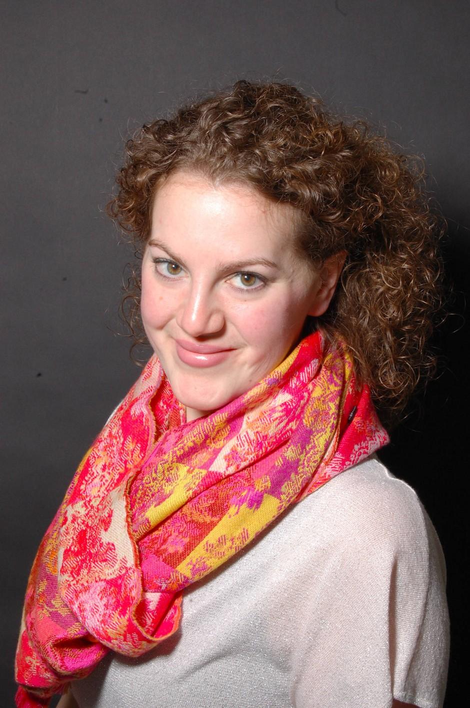 Antonia Weberling forscht an der University of Cambridge.