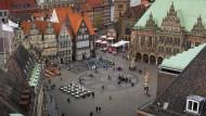 Das laternenrote Bremen