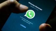 Wie Whatsapp die Einhaltung der Altersbeschränkung überprüfen will, ist noch unklar.