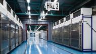 Hochrisikobetrieb: Urananreicherung bei Urenco