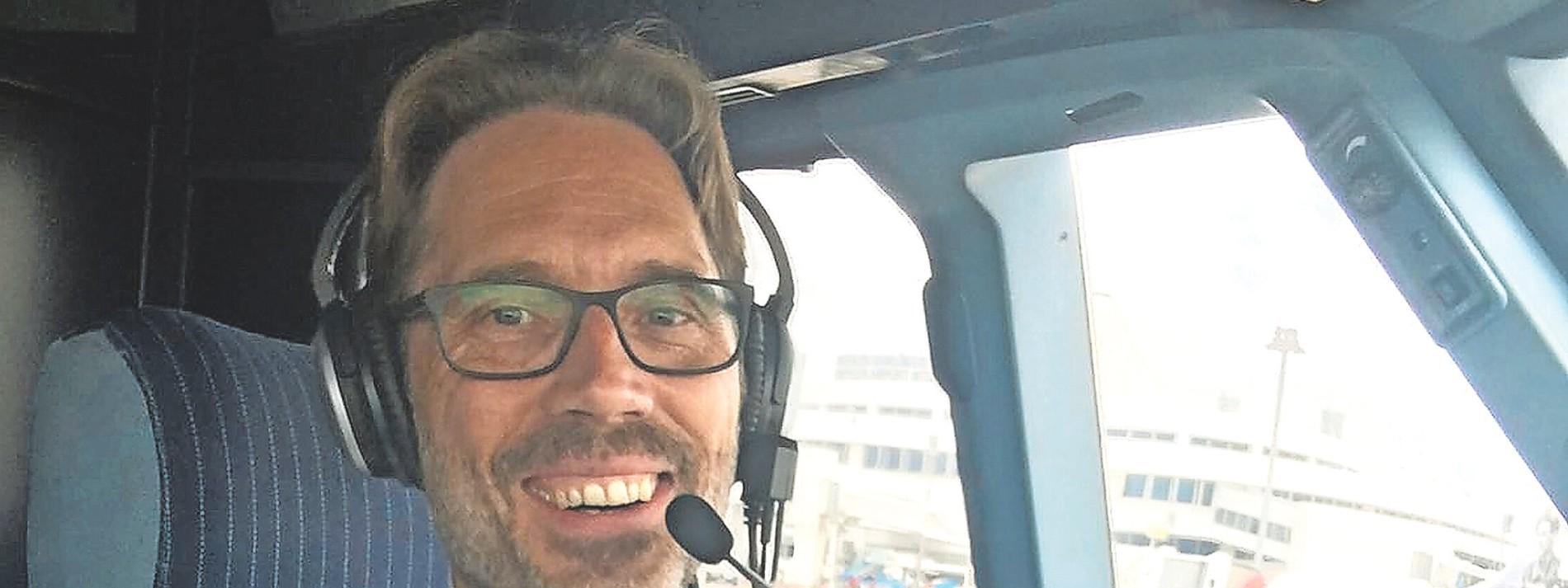 Vom Piloten zum Lokführer