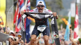 Frodeno und Haug gewinnen Ironman-WM