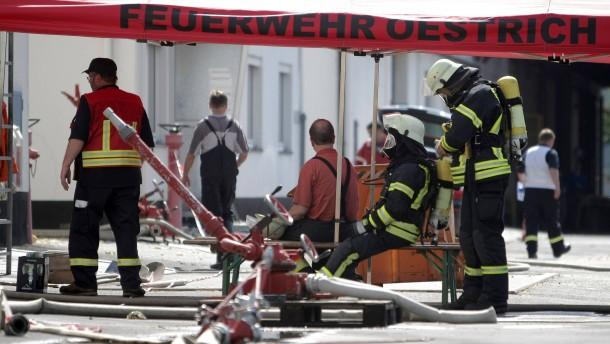 Geldanlage bei der freiwilligen Feuerwehr