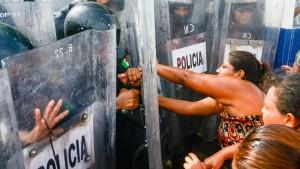 Viele Tote in mexikanischem Gefängnis