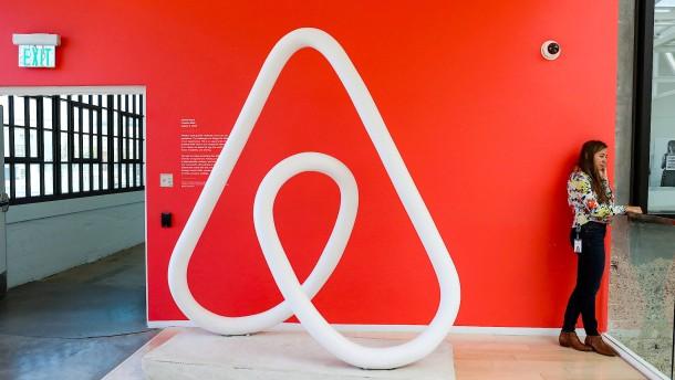 Airbnb meldet Börsengang an