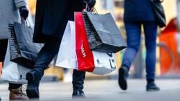 Leichte Trübung im Konsumklima