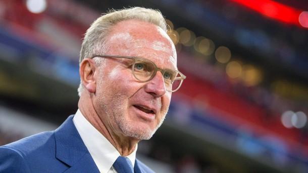 Rummenigge soll ins Uefa-Exekutivkomitee zurückkehren