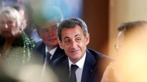 Nicolas Sarkozy will wieder Präsident werden