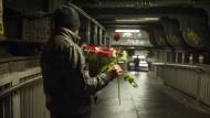 Die lange Nacht des Rosenverkäufers