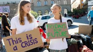 Drei Jahre Klimaproteste