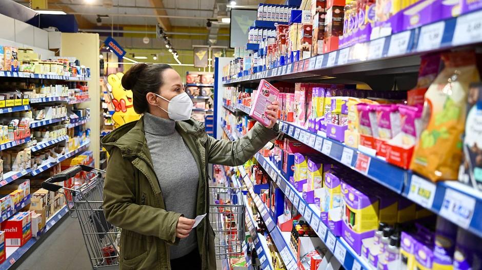 Schon teurer geworden? Auch die Lebensmittelpreise sind zuletzt gestiegen.