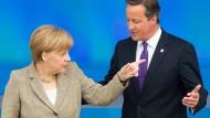 Merkel will Einwanderung von EU-Bürgern nicht einschränken
