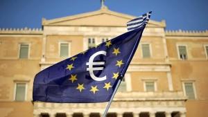 Griechische Schuldenlast langfristig explosiv
