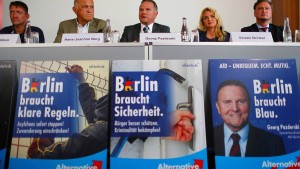 Berlins Bürgermeister: AfD erhält wohl kommunale Regierungsämter