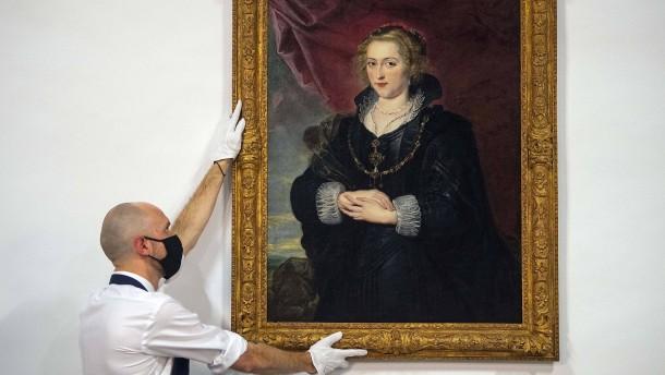 """""""Ziemlich wundervoller"""" Rubens wiederentdeckt"""