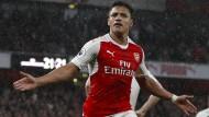 Arsenal wahrt Chance auf Champions League