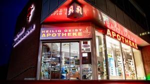 Nach Vergiftung drei Apotheken geschlossen