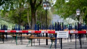 Mehrheit der Deutschen erwartet zweiten Lockdown