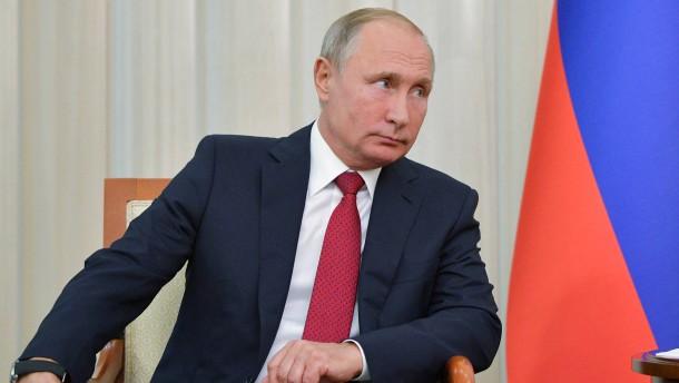Putins digitale Truppen
