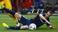 Harter Gegner: Diego Godin schreckt vor keinem Spieler zurück.