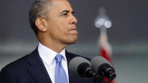 """Nordkorea beschimpft Obama als """"Affe im Urwald"""""""