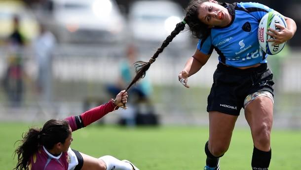 Die gefährliche Gier der Rugby-Frauen