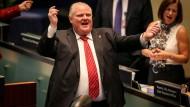 Torontos Skandalbürgermeister schwingt das Tanzbein