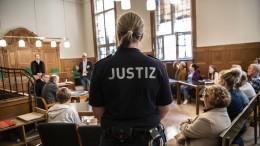 Zahl der Haftstrafen leicht rückläufig