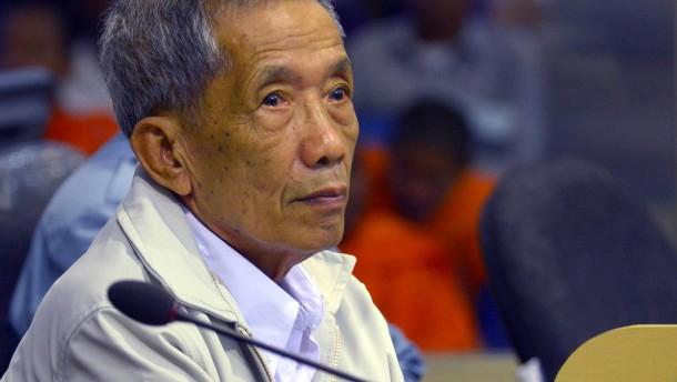 Berüchtigter Folterchef der Roten Khmer gestorben
