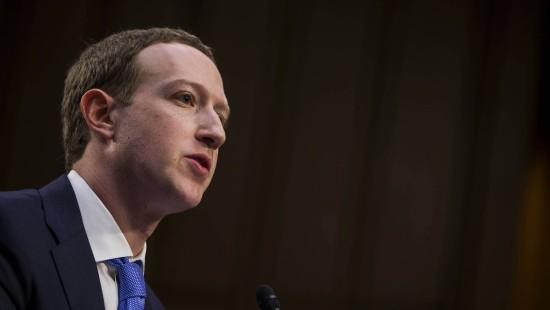 Washington verklagt Facebook