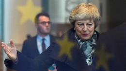 Theresa May muss sich Misstrauensvotum stellen