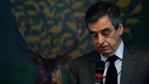 Verfahren gegen Fillon eingeleitet