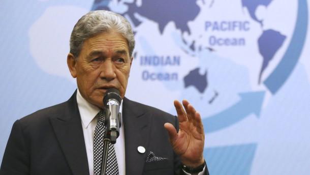 Neuseeland erlaubt Rückreise von Ausländern
