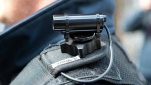 Zusätzliche Body-Cams für Polizisten in Hessen