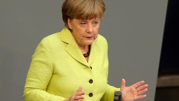 Merkel soll von Problemen mit Anti-Spionage-Abkommen gewusst haben