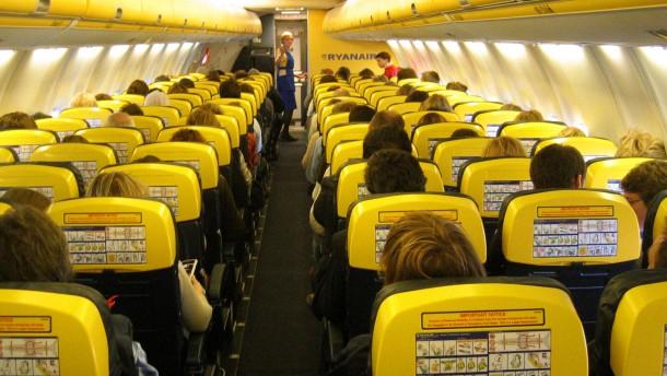 Blitzschlag für Ryanair