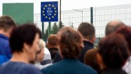 Jubel in der Ukraine: Ohne Visum in die EU