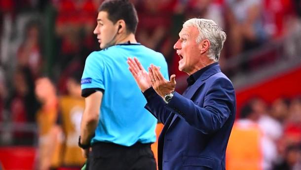 """Ein """"Schlag ins Gesicht"""" für Weltmeister Frankreich"""