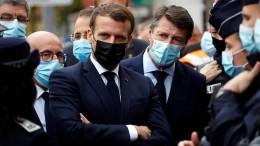 Drei Tote bei Messerattacke in Nizza