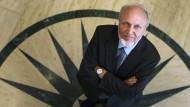 Hans-Werner Sinn, der Präsident des Ifo-Instituts.