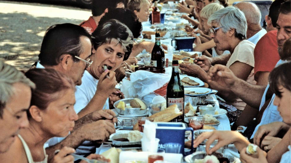 Das Arme-Leute-Essen der Provence ist gleichzeitig ihr Nationalgericht, jeden Freitag zu haben und in jedwedem Dorf an der Rhône einmal im Jahr gefeiert.